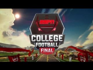 College Football Final / Week 09 / 29.10.2017 / EN