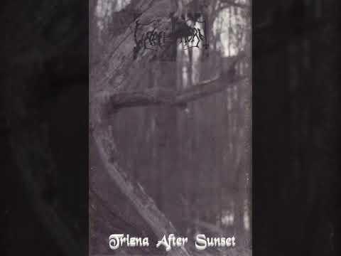 MetalRus.ru (Black Metal). GREAT HORN — «Trizna After Sunset» (1998) [Full Album]