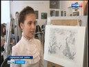 Дети рисуют страну Сарманово