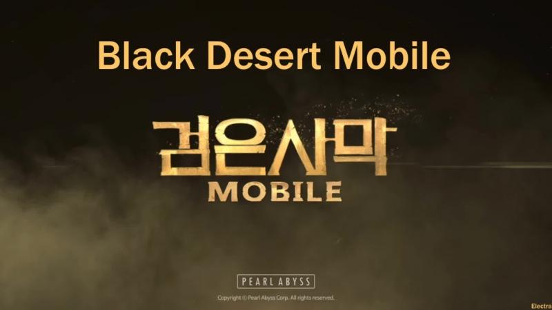 Black Desert Mobile - подкаст с лидерами русских гильдий на Корее