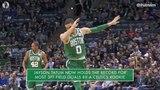 Boston Celtics в Instagram: «Welcome to the record books, rook! 👌»
