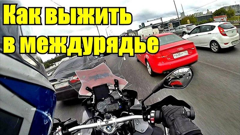 Междурядье Опыт настоящего мотоциклиста