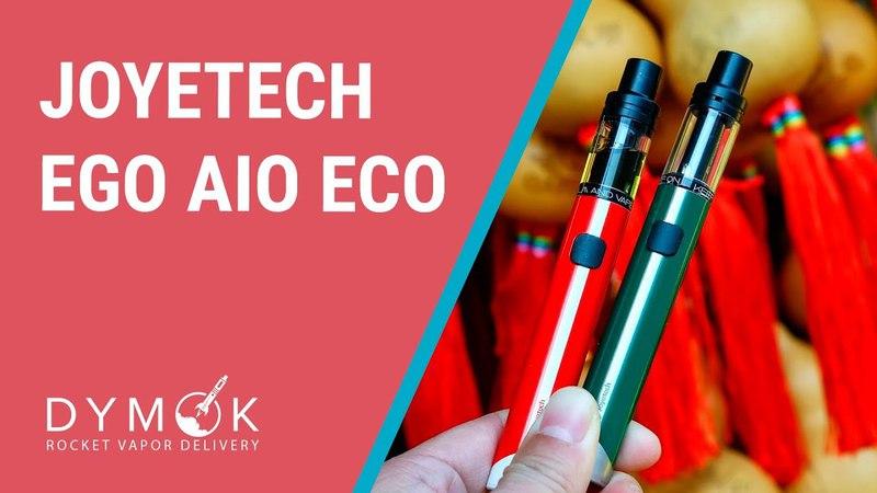 Joyetech eGo AIO ECO обзор   Slim для нескольких перекуров в день