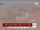 مشاهد لاستهداف المقاومة مواقع ارهابيي النصرة في #جرود_عرسال