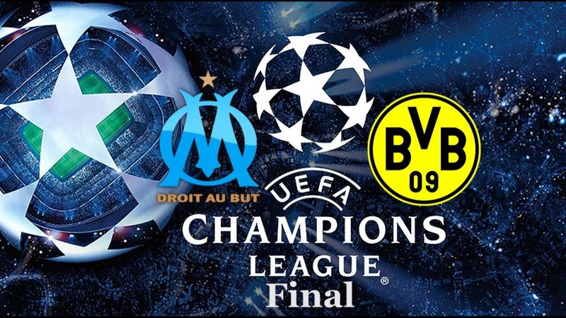 Геймплей PES 2018 -Финал лиги чемпионов УЕФА,Олимпик Марсель-Боруссия Дортмунд (PS4)