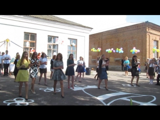 flash mob ЗОШ №3