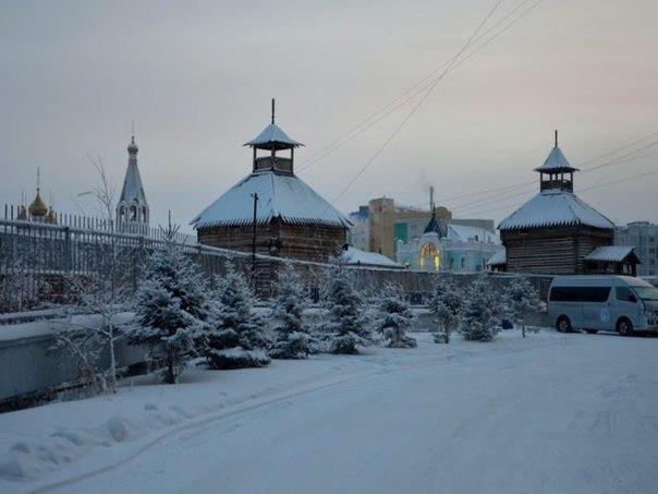 Топ-10 самых холодных городов мира🌍    5 место — Норильск – самый севе