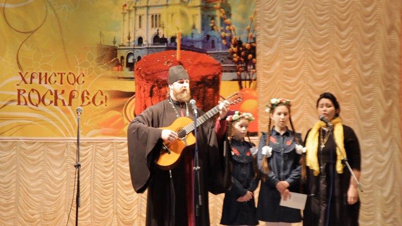 Отец Иоанн Секирин с семьей. Русь называют святою