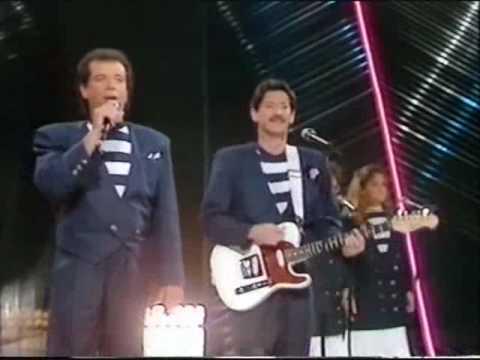 Eurovision 1987 Portugal - Nevada - Neste barco à vela