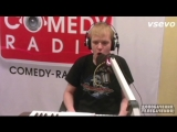 Сева Москвин - Стас Михайлов vs. Napalm Death