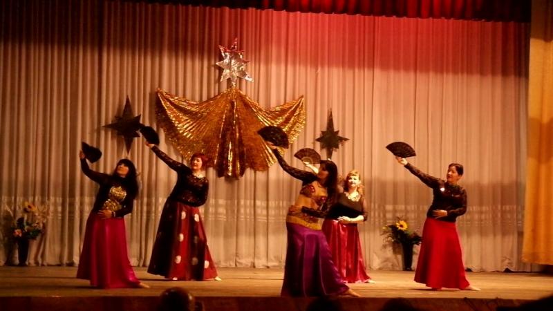 Студия в/т Магнолия танец Эсперанс