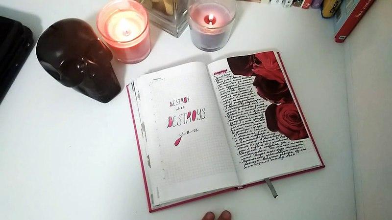  личный дневник 7 под музыку март 