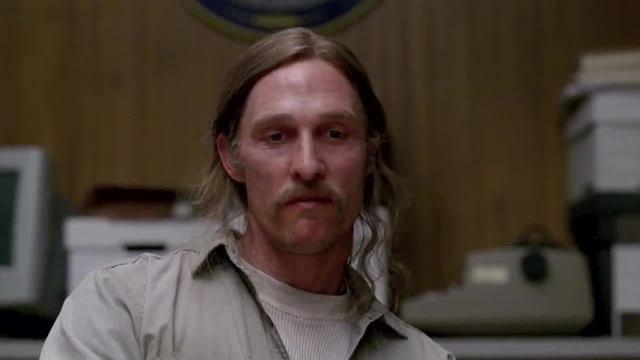 Настоящий детектив. Раст Коул. Будет хорошо
