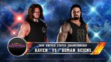 SBW PPV BrawlMania I - Raven VS Roman Reigns