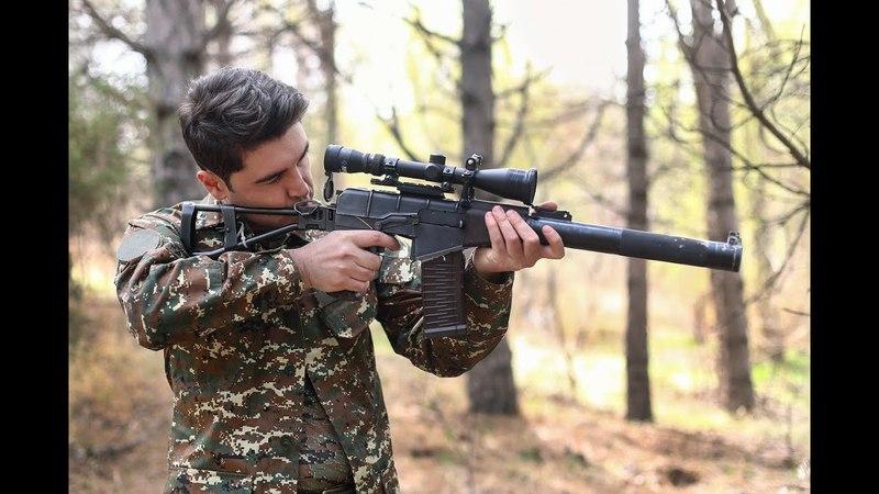 ♰ Azgi pashtpan ♰ Gevorg Martirosyan - Qaj zinvor