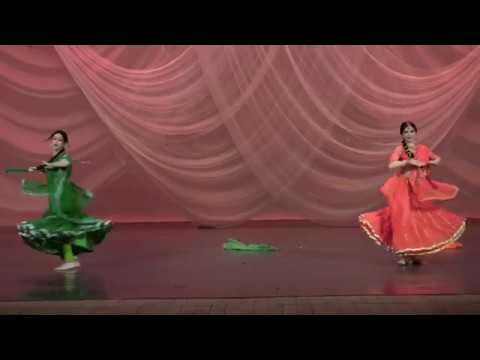 Badi Muskil I indian dance in Russia I Баулина Юлия и Кулагина Ю