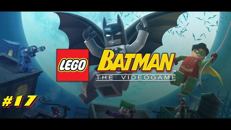 LEGO BATMAN THE VIDEOGAME 1 ЭПИЗОД 2 МИССИЯ