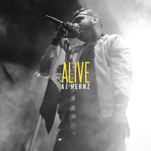 Aj Hernz альбом Alive