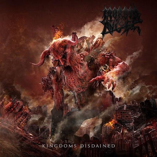 Morbid Angel альбом Kingdoms Disdained