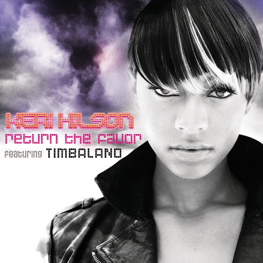 Keri Hilson альбом Return The Favor (International Version)