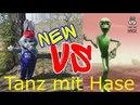 Dame Tu Cosita Challenge Зеленый Человечек Танец Tanz mit Hase - Веселый Танец Часть 2