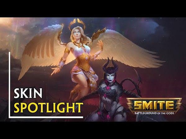 Inner Demon Hel Skin Spotlight