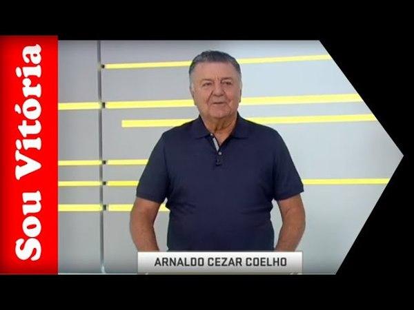 Galvão Bueno Analisa lances polêmicos do BA-VI, e avisa ao sardinha tem volta domingo é no Barradão