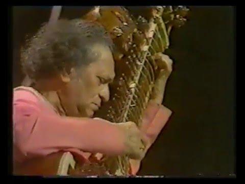 Pandit Ravi Shankar - sitar - Raga Tilak Kamod Tilak Shyam