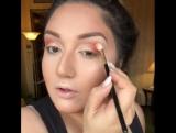 Вечерний макияж за считанные минуты