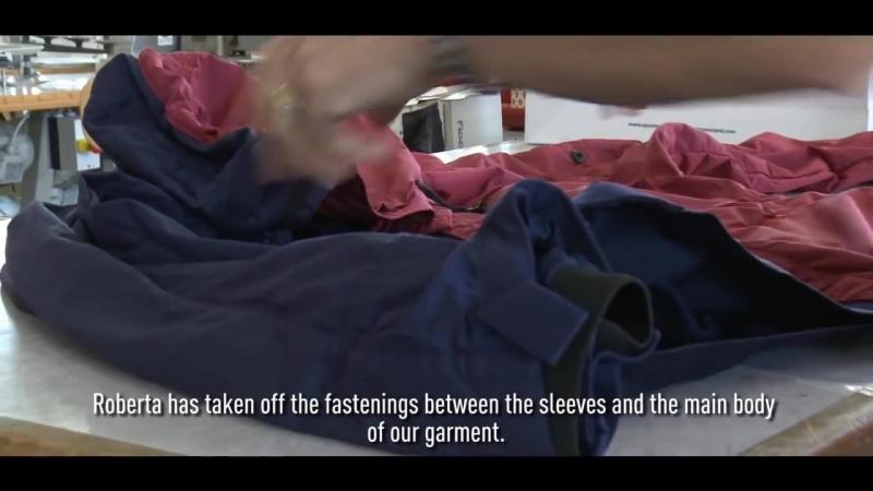 Episode 2 - Garment dye Life of a jacket