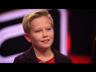 THE VOICE KIDS GERMANY 2018 - Lucas M. -