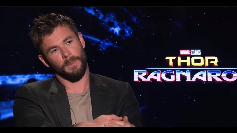 Rus(sub) Chris Hemsworth Takes the Oh My Disney Chris Quiz Oh My Disney Show