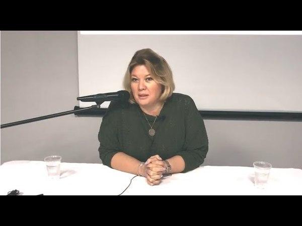 Открытая встреча с контактером Ириной Чикуновой 27.02.2018