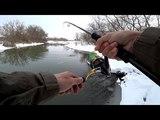 Не думал, что в этой маленькой речке столько щуки!!Рыбалка на спиннинг!