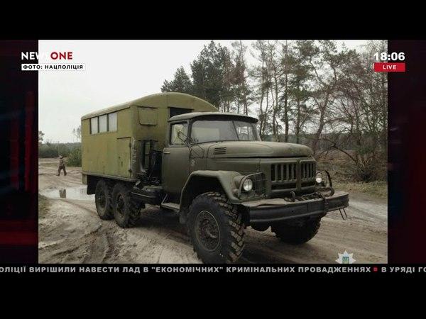 В Житомирской области по сети пытались продать БТР, БМП и 200 единиц военной техники 27.03.18