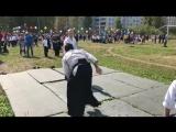 Альянс айкидо открытие площадки школа 170
