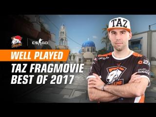 WELL PLAYED   Best of TaZ   Fragmovie 2017