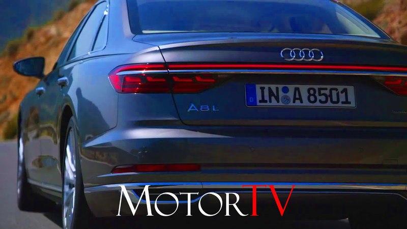 ALL NEW 2018 AUDI A8 L V6 TFSI quattro l EXTERIOR l INTERIOR l DRIVING SCENES