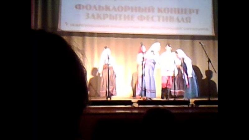 Фольклорный ансамбль Кладушки. Удмуртия.