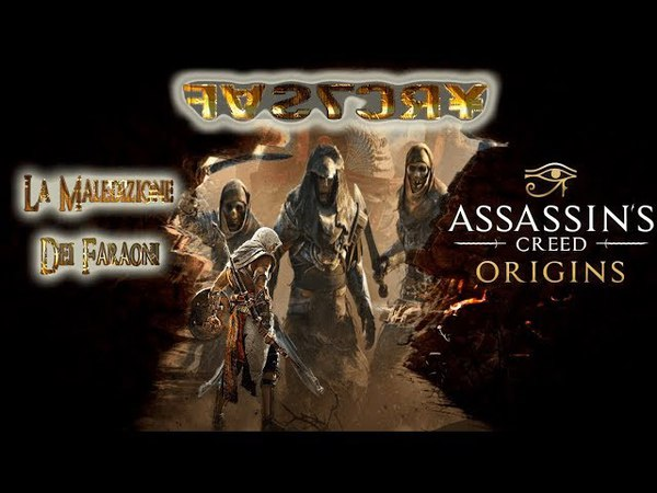 Assassin's Creed Origins La maledizione dei Faraoni Il dio o il Credo