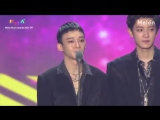 171202 EXO Chen @ Melon Music Awards