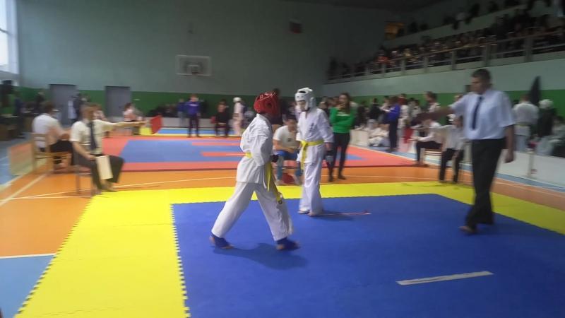 XVI Открытого Первенства Армейского спортивного клуба каратэ