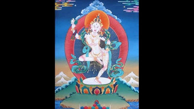 Мачи́г Лабдро́н тибетская йогини основательница школы чод практики отсечения привязанностей