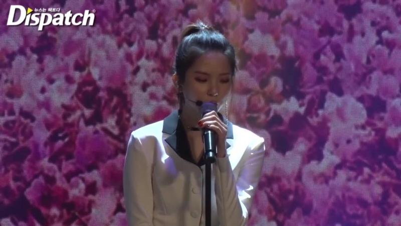 봄 향기 가득 씨엘 씨(CLC), 뜻깊은 첫 기부 콘서트 CLC BTOB [디패짤]