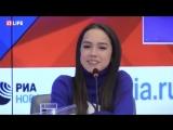 Алина Загитова чувствовала поддержку Татарстана и всех татар в мире