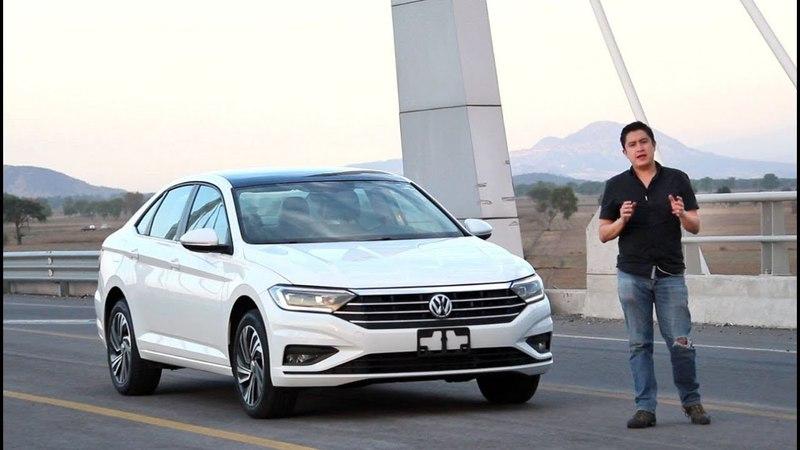 Volkswagen Jetta 2019. El éxito en México lo tiene asegurado.