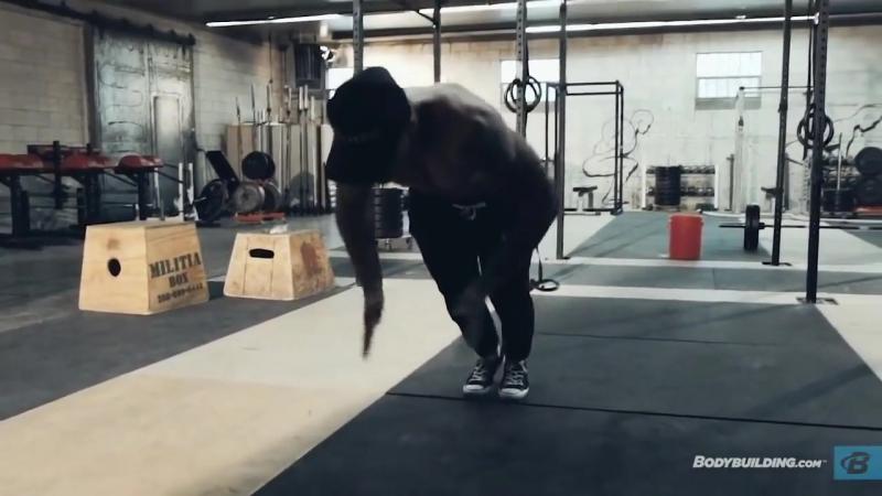 Michael Vazquez SUPERHUMAN Workout
