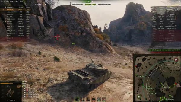 World of Tanks Centurion Mk. 7/1 - Когда-то он был дрянью
