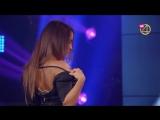 Елена Беркова разделась в эфире шоу