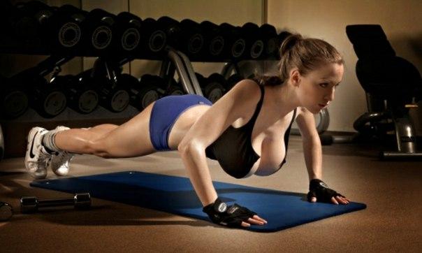 Занятия спортом повышают сексуальное желание